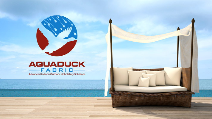 AquaDuck Water Repellent Outdoor Fabric/Material (Big Duck Canvas Warehouse)